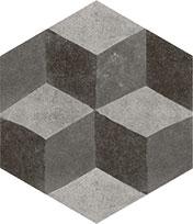 Firenze Decò grey 21,6x25